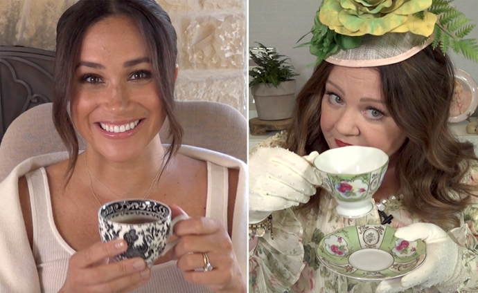Duchess Meghan teamed up with Melissa McCarthy to launch the new initiative on her birthday.