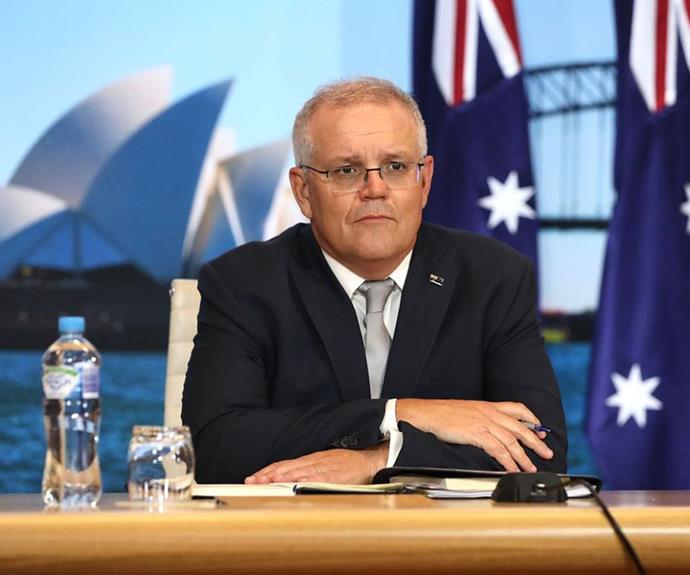 """**Scott Morrison** <br><br> Even the Prime Minister paid tribute to Brian, writing on Twitter: """"There would be no more trusted voice or face in the history of Australian news broadcasting than Brian Henderson. We knew everything we needed to know because Brian told us so. His combination of warmth, integrity, kindness and good humour was unique."""""""