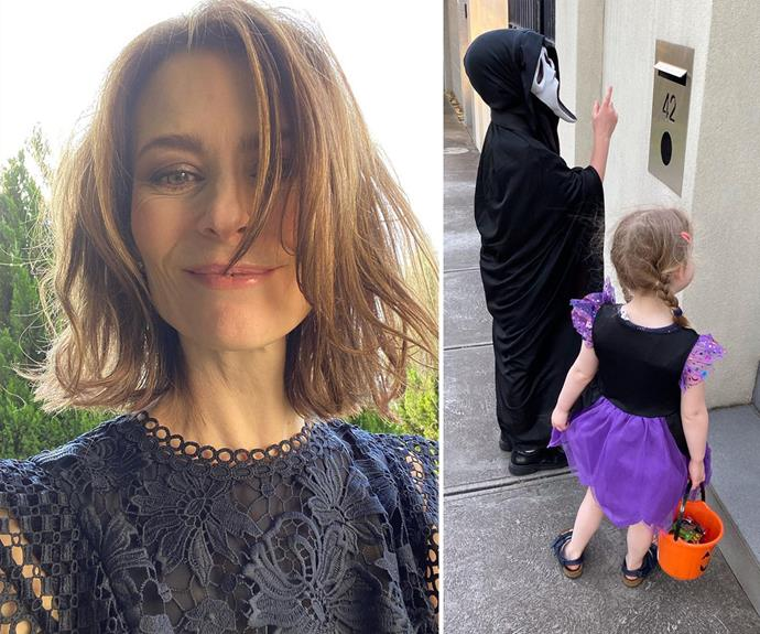 """**Kat Stewart** <br><br> The *Offspring* and *Five Bedrooms* star is a mum-of-two, but chooses not to show her kids' faces online, only ever posting snaps of them from behind. In the past, Kat confessed she's not big on social media in general. <br><br> """"I am quite clueless,"""" she told the [Daily Telegraph](https://www.dailytelegraph.com.au/entertainment/sydney-confidential/old-school-kat-stewarts-social-media-offspring/news-story/0b32a29606e4026341d0864ba059f1bf