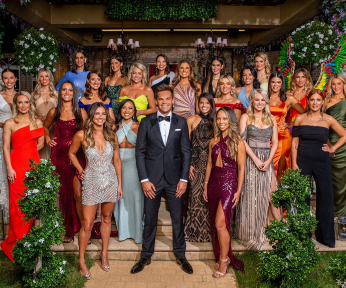 Jimmy Nicholson made a major impression on *most* of the ladies. But who will walk away?