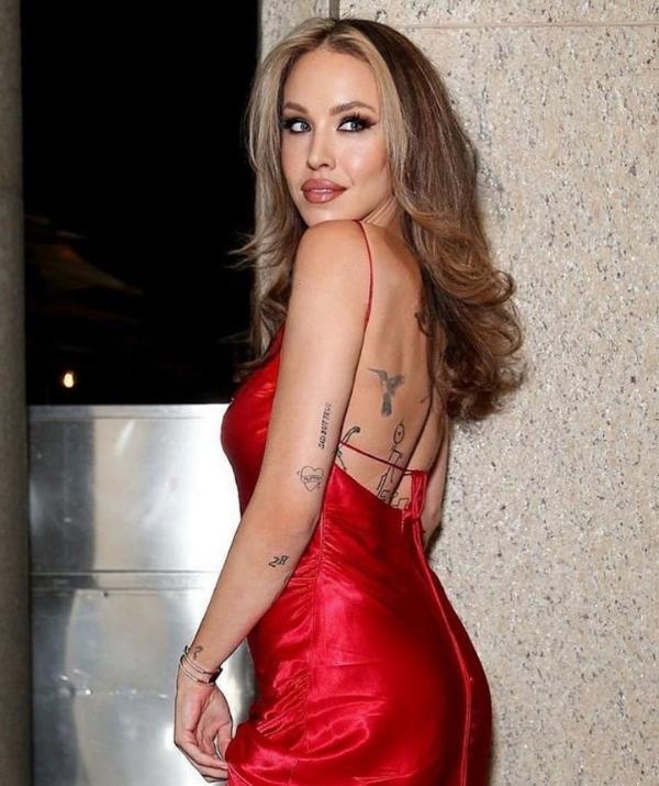 **Imogen Anthony: Fashion Designer and Model**