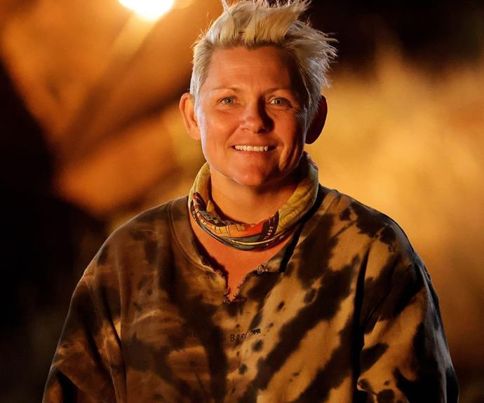 """**Rachel, new Brain tribe - Episode 11** <br><br> Cracks are starting to show in the new Brains tribe, and after Emmett threw a challenge it looked like Rachel and Laura would be in the firing line at tribal council. Rachel looked to the original Brains tribe members for support, but it wasn't enough to save her and she was voted out. <br><br> She took to Instagram to reflect on her elimination, writing: """"What a privilege to play this game! I made some heartfelt connections and met some straight up beautiful humans @georgiaray.psychologist @iamlaurawells my favourite molls! And the OG 🧠tribe were a really quirky, intelligent and fun group of people."""""""