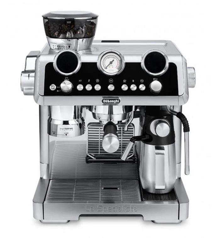 """**For the coffee lover dad:** The La Specialista Maestro lets dad to master the barista art and make your home the best cafe in town. Beautifully designed in stainless steel, the traditional coffee machine's innovative coffee technology provides a simple four-step process for authentic Italian coffee. <br><br> *La Specialista EC9665.BM La Specialista Maestro Manual espresso machine, Delonghi, $1999, [shop it here](https://go.skimresources.com?id=105419X1569321&xs=1&url=https%3A%2F%2Fwww.delonghi.com%2Fen-au%2Fec9665-bm-la-specialista-maestro-manual-espresso-machine%2Fp%2FEC9665.BM