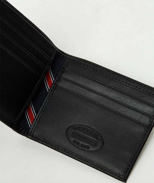 """**[Tommy Hilfiger Wallet](https://fave.co/2VPvPC6