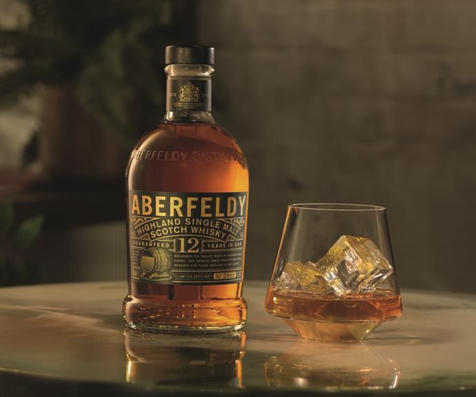 """**[Aberfeldy Scotch Whisky](https://fave.co/3CLjkc3