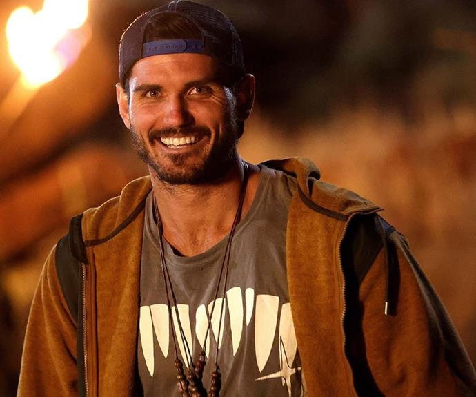 """**Simon, new Brawn tribe - Episode 12** <br><br> How did that happen? Simon had not one but two immunity idols to his name when he was eliminated! He put his faith in his alliance with Dani and Chelsea, hoping to remain """"Brawn strong"""", but in the end the girls totally blindsided him at tribal council and sent him packing. <br><br> """"Not going to lie… that one hurts with 2 idols. But I can't even be mad about that 👏🏽"""" he wrote on Instagram after being eliminated. """"Well played… to the ENTIRE tribe. That will go down in history 🦅🦅"""""""