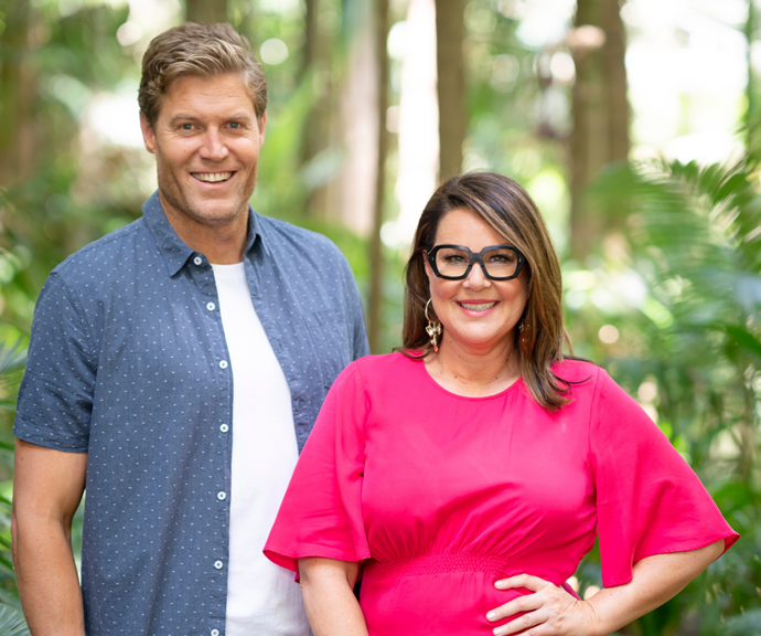 Chris and Julia Morris are an iconic on-screen duo on *I'm A Celeb.*