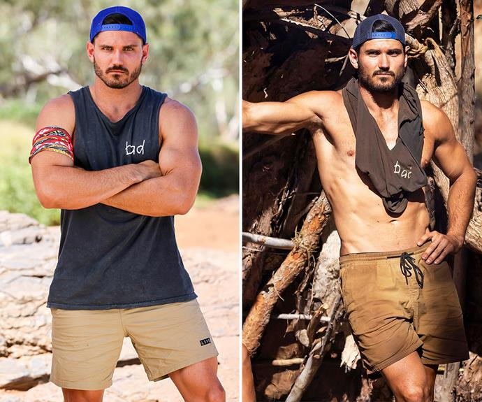 **Simon** <br> One of the most buff members of the Brawn tribe, Simon still had plenty of muscle on him even as he slimmed down on the show. By the time he was voted off, he was definitely looking pretty lean.