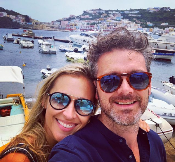 The 45-year-old Scottish chef started dating Lauren in 2014