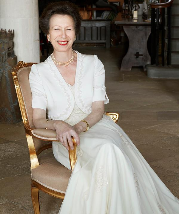Princess Anne also celebrated her 70th birthday in 2020, and even lockdowns couldn't stop her from celebrating in style. A series of stunning new portraits of the Princess Royal were released to mark the special occasion, including this radiant photo of her beaming at the camera.