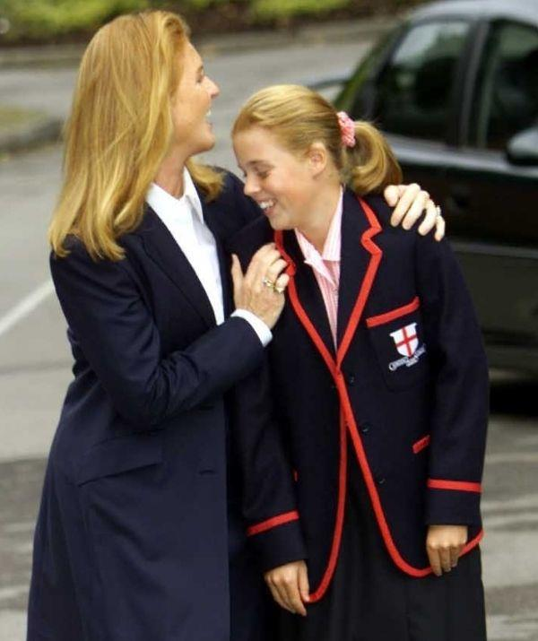 Princess Beatrice had to navigate her dyslexia throughout her school years.