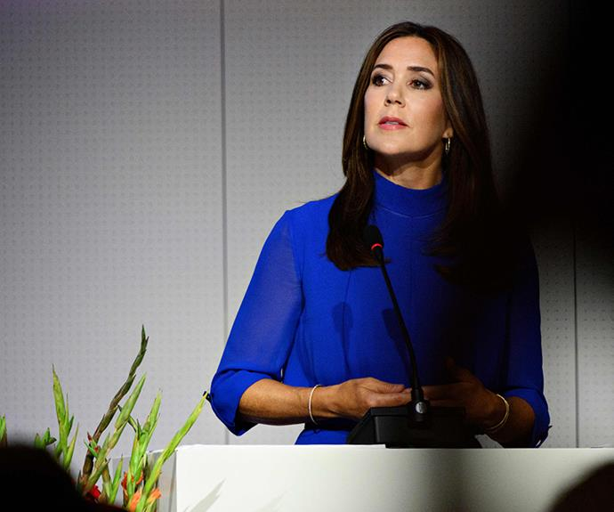 Princess Mary has spoken up about the importance of LGBTQ+ rights.