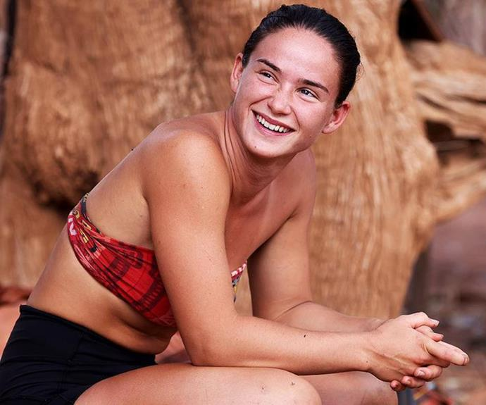 """**Chelsea, Fire tribe - Episode 15** <br><br> The MMA fighter's time on *Survivor* was cut short when she was pulled out of the game by a medical issue that couldn't be resolved within the 24 hour time limit, forcing her to forfeit. Speaking about her exit on Instagram, Chelsea said her rapid weight loss, dehydration and an inner ear infection were to blame. <br><br> """"The *Survivor* medics decided to pull me from the game and to be honest I didn't want to put my body through it anymore either,"""" she wrote. """"I have big plans in my MMA career in the future and that was at the forefront of my mind. It's an absolute devastating way to leave the game but health comes before anything."""""""