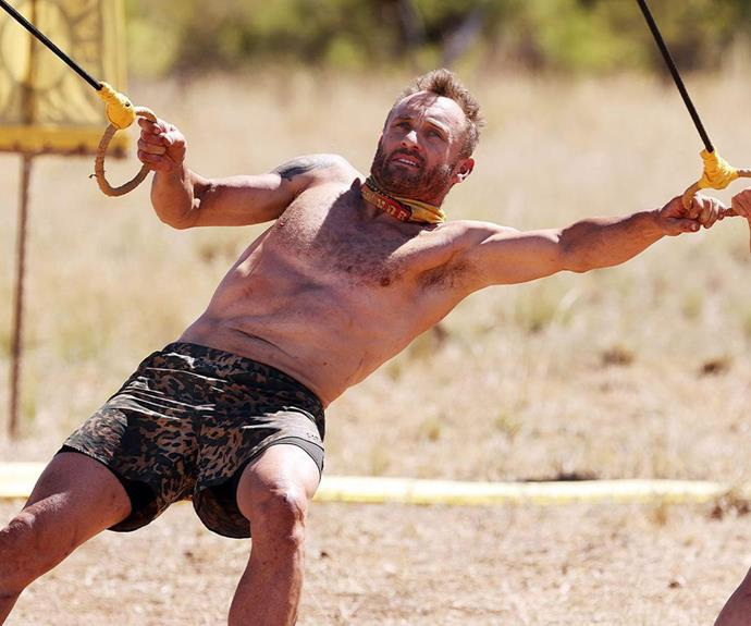 """**Baden, Fire tribe - Episode 15** <br><br> Baden was actually voted off in episode 14, but got to stick around until Hayley was voted off in episode 15 to fight it out for a spot back on the tribe. They faced off in a one-on-one challenge of endurance, but in the end Hayley outlasted Baden. <br><br> """"A challenge that was never going to be good for me, Hayley could have sat there for hours if need be,"""" he wrote on Instagram after being eliminated. """"The only consolation is that I was beaten by a fierce competitor and genuine, Sole Survivor contender."""""""