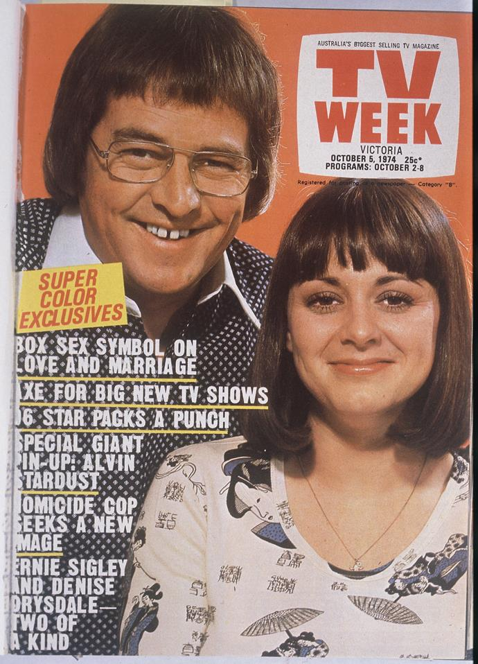 For decades they were a beloved showbiz double act