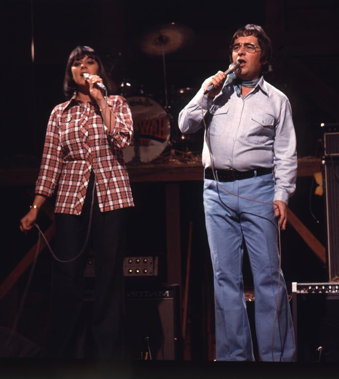 Together they had major chart hit with 'Hey Paula' in the '70s