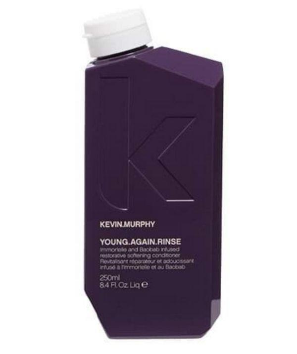 """This Kevin Murphy conditioner will revive your brittle and damaged hair, and it's suitable for all hair types. <br><br> Shop Kevin Murphy's Young Again, $45.95 from Adore Beauty [here.](https://go.skimresources.com?id=105419X1569321&xs=1&url=https%3A%2F%2Fwww.adorebeauty.com.au%2Fkevin-murphy%2Fkevin-murphy-young-again-rinse-conditioner.html&sref=https%3A%2F%2Fwww.adorebeauty.com.au%2Fkevin-murphy%2Fkevin-murphy-young-again-rinse-conditioner.html