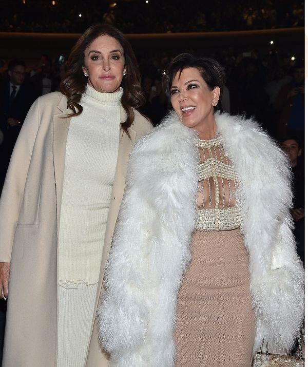 Kris and Caitlyn were married for 23 years.
