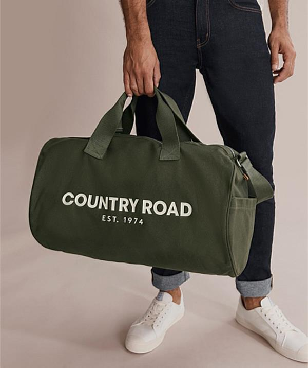 """**[Country Road overnight bag](https://fave.co/3sUKMiT