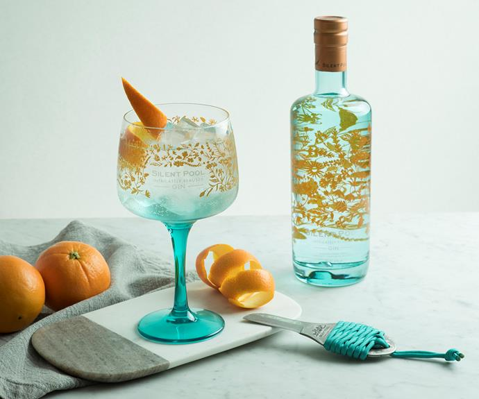 """**[Silent Pool gin](