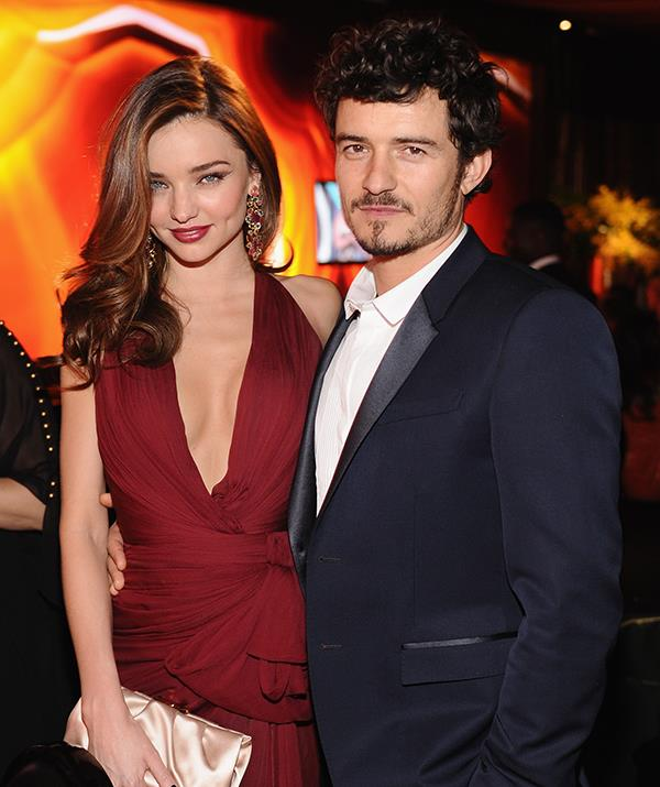 Miranda Kerr and Orlando Bloom divorced in 2013.