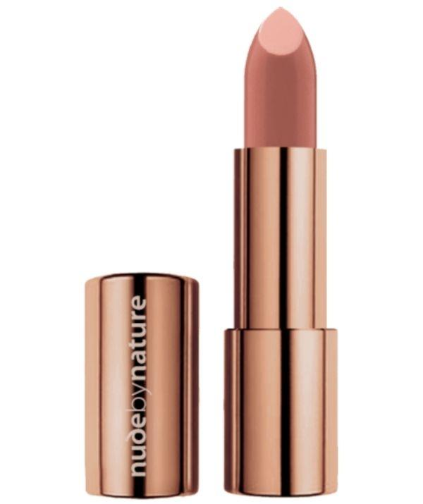 """Replicate Princess Kate's barely-there look with Nude By Nature's Moisture Shine Lipstick, $22.95, in 02 Nude. You can shop the natural colour at Adore Beauty [here.](https://go.skimresources.com?id=105419X1569321&xs=1&url=https%3A%2F%2Fwww.adorebeauty.com.au%2Fnude-by-nature%2Fnude-by-nature-moisture-shine-lipstick.html&sref=https%3A%2F%2Fwww.adorebeauty.com.au%2Fnude-by-nature%2Fnude-by-nature-moisture-shine-lipstick.html