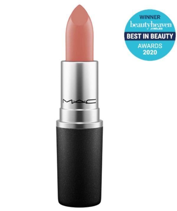 "Copy Princess Mary's nude lipstick with M.A.C Cosmetics' Matte Lipstick, $30.00, in Act Natural. You can shop the charming tone at Adore Beauty [here.](https://go.skimresources.com?id=105419X1569321&xs=1&url=https%3A%2F%2Fwww.adorebeauty.com.au%2Fmac-cosmetics%2Fmac-matte-lipstick.html%3FistCompanyId%3D6e5a22db-9648-4be9-b321-72cfbea93443%26istFeedId%3D686e45b5-4634-450f-baaf-c93acecca972%26istItemId%3Dwqmitlirq%26istBid%3Dtztx%26gclid%3DCjwKCAjw95yJBhAgEiwAmRrutFdYIvEyDJ6K68QlsUgJG9lKBSmsszUgaugWOd_GTDUe6HG09DqlEBoCUSgQAvD_BwE&sref=https%3A%2F%2Fwww.adorebeauty.com.au%2Fmac-cosmetics%2Fmac-matte-lipstick.html%3FistCompanyId%3D6e5a22db-9648-4be9-b321-72cfbea93443%26istFeedId%3D686e45b5-4634-450f-baaf-c93acecca972%26istItemId%3Dwqmitlirq%26istBid%3Dtztx%26gclid%3DCjwKCAjw95yJBhAgEiwAmRrutFdYIvEyDJ6K68QlsUgJG9lKBSmsszUgaugWOd_GTDUe6HG09DqlEBoCUSgQAvD_BwE|target=""_blank"")"