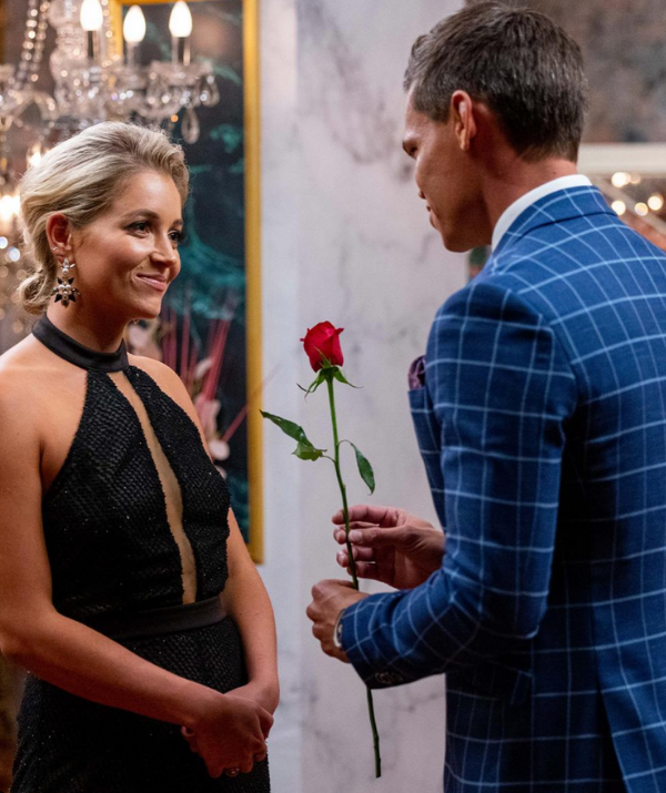 Is Holly going to be Jimmy's leading lady?