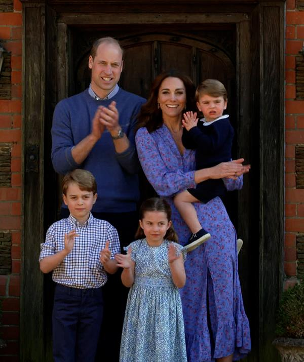 The Cambridge family currently split their time between Kensington Palace in London and Anmer Hall in Sandringham.