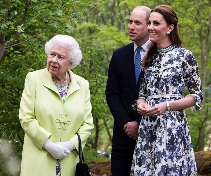 The Duke and Duchess of Cambridge are reportedly looking into moving closer to the Queen.