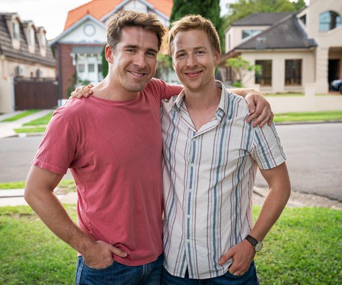 Ben and Nathan.