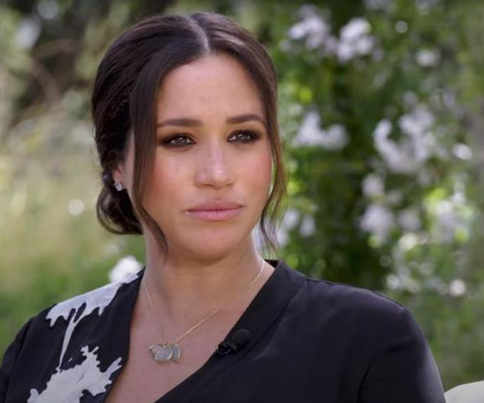 Piers attacked Meghan for her mental health claims to Oprah Winfrey.