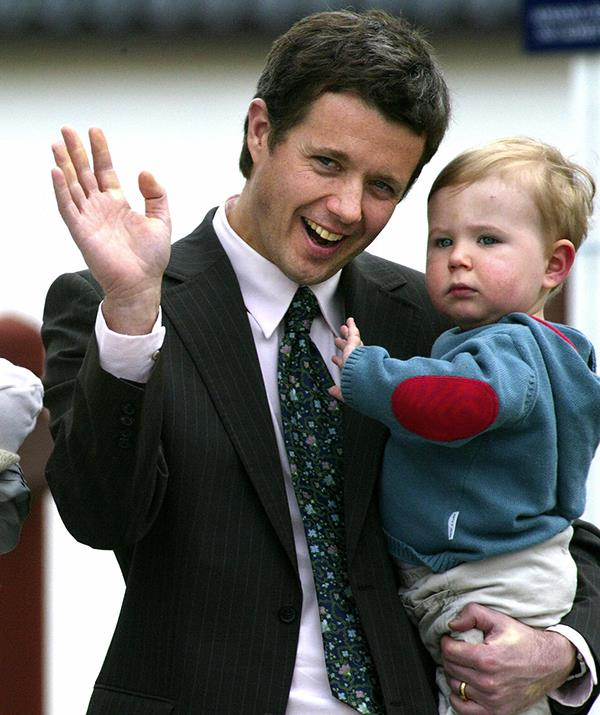 Fans swooned whenever the royal dad was spotted out with his firstborn, whom he clearly shared a close bond with from day one.