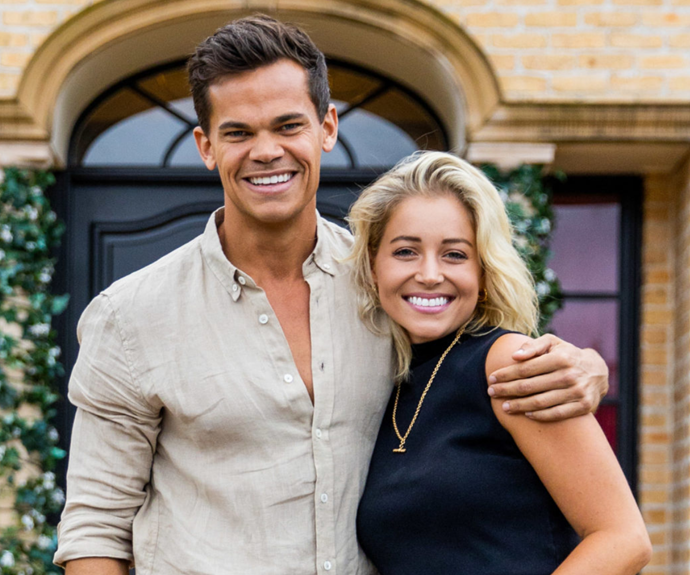 Holly and Jimmy reveal they're still together outside of the show.