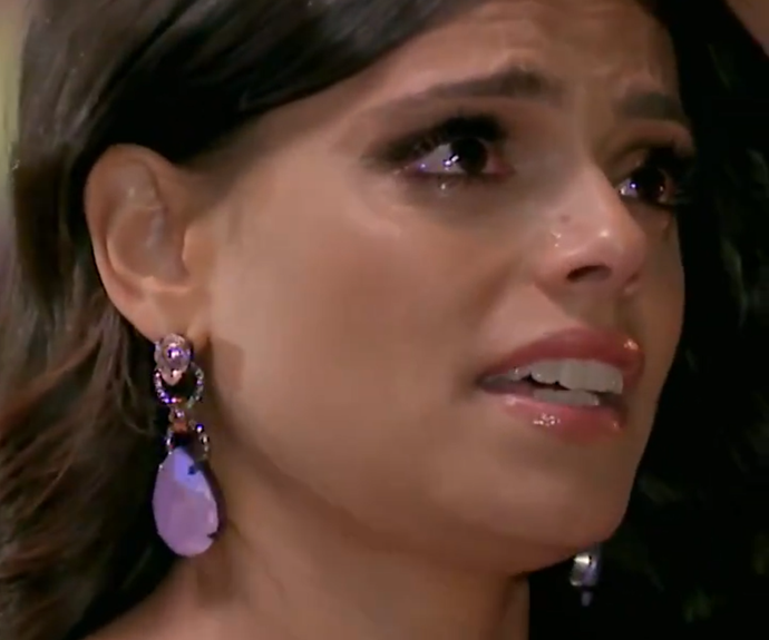 Brooke was visibly heartbroken in the finale.