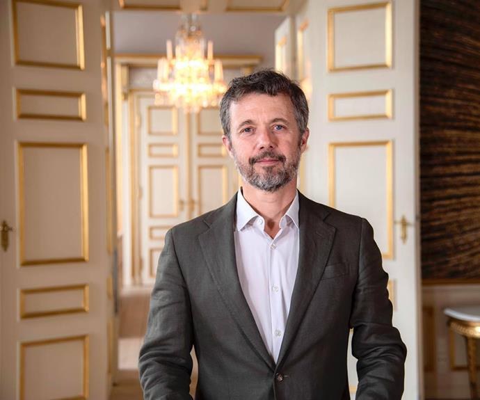 Though his youthful years may be a thing of the past, Prince Frederik is definitely still one of the most handsome royals in our books!