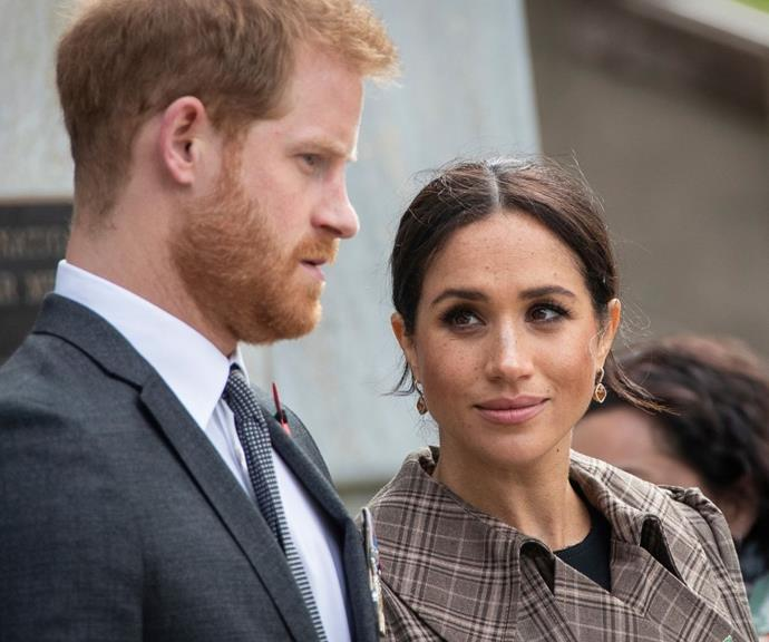 Harry has supported Meghan through her family dramas.
