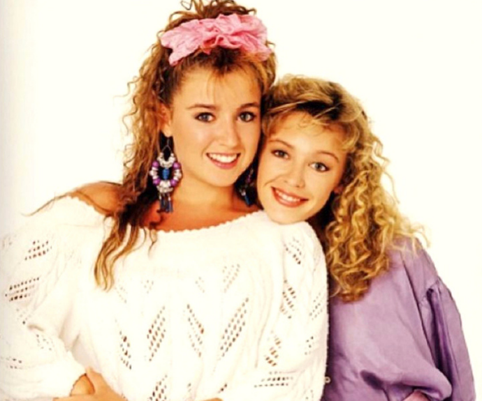 Dannii and Kylie have long been fan-favourites of Australian TV.
