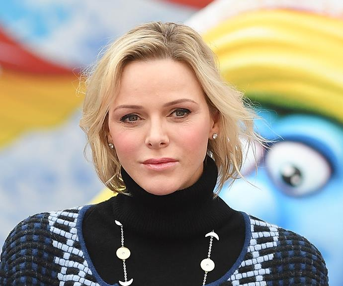 Princess Charlene collapsed last week due to complications from her illness.