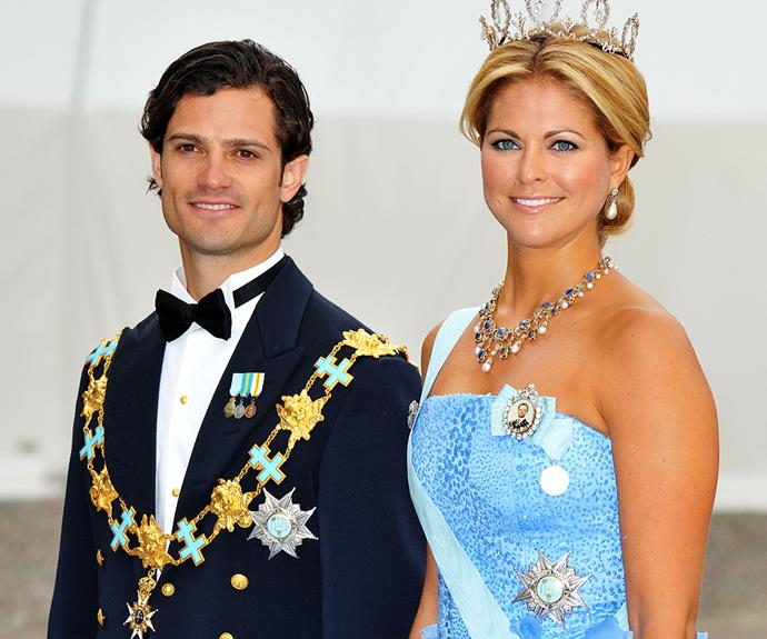 The royal continued to age like a fine wine, pictured here with sister Princess Madeleine in 2010 when he was 31. This was around the time he met future wife Sofia Hellqvist and we can see why she was so smitten!