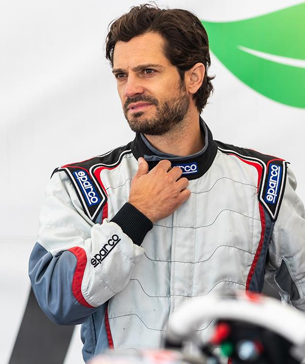 A man of many talents, the royal also looks incredible in racing gear, which he donned while attending the aptly named Prince Carl Philip Racing Trophy at GTR Motorpark in 2021.