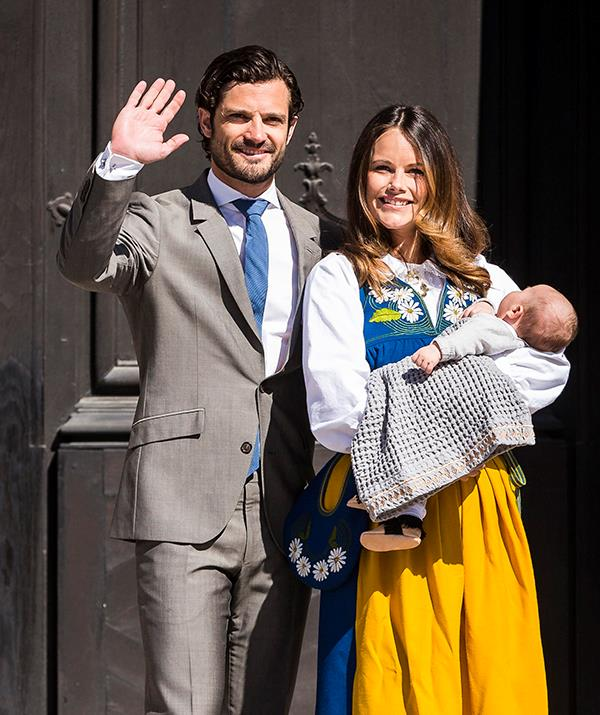 They welcomed their first child in 2016, Prince Alexander Erik Hubertus Bertil, and somehow becoming a dad made Prince Carl Philip even more handsome in our eyes.