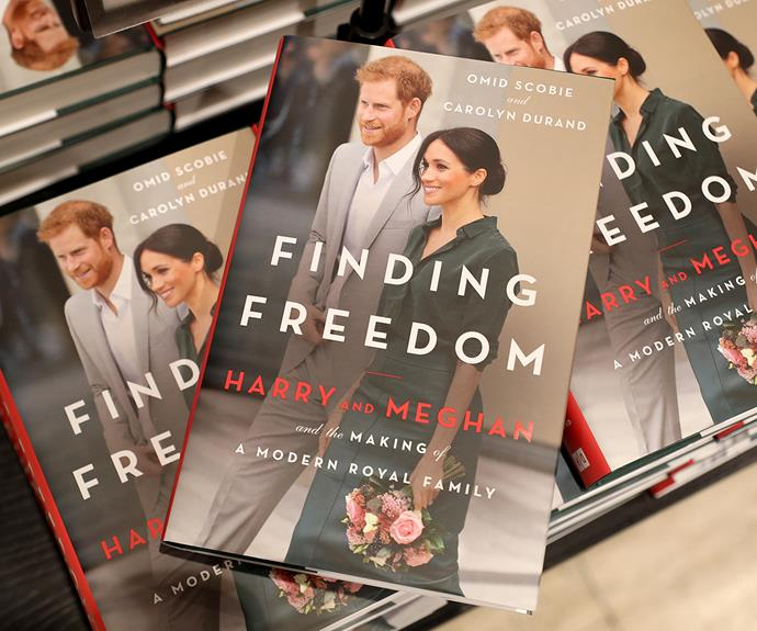 Royal exposé *Finding Freedom* was released just over a year ago.