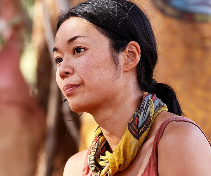 Wai has opened up about how the other castaways supported her.