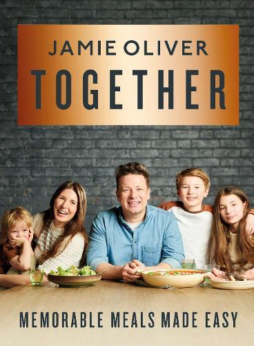 Jamie's newest cookbook - Together