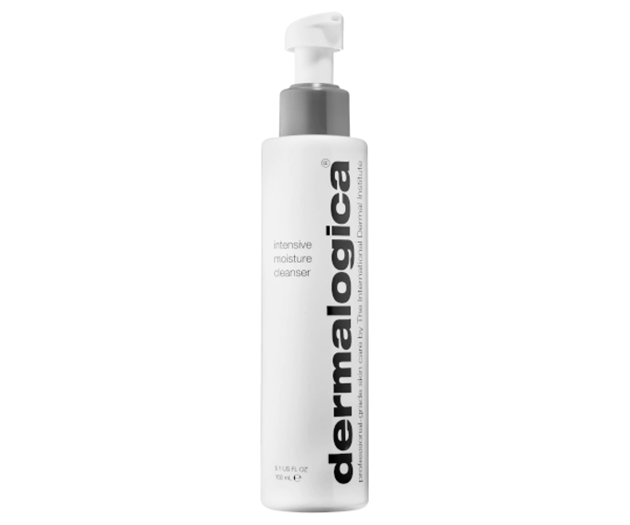 """[**Dermalogica Intensive Moisture Cleanser** 150ml for $54.56](https://fave.co/3DRLEdg target=""""_blank"""" rel=""""nofollow"""") to cleanse before dermaplaning."""