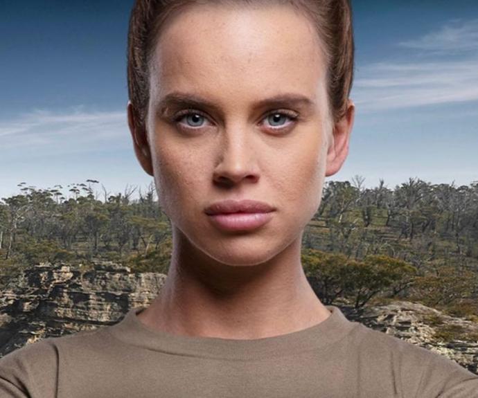 Bonnie toughens up her act on SAS: Australia.