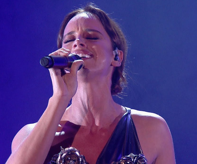 Bonnie dazzled UK viewers on Britain's Got Talent.