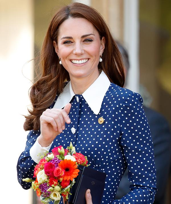 Kate Middleton hasn't attended any formal royal engagements since July.