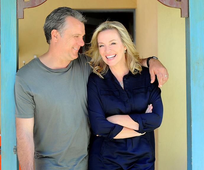 Rebecca Gibney and Erik Thomson are back in the *Packed to the Rafters* reboot.